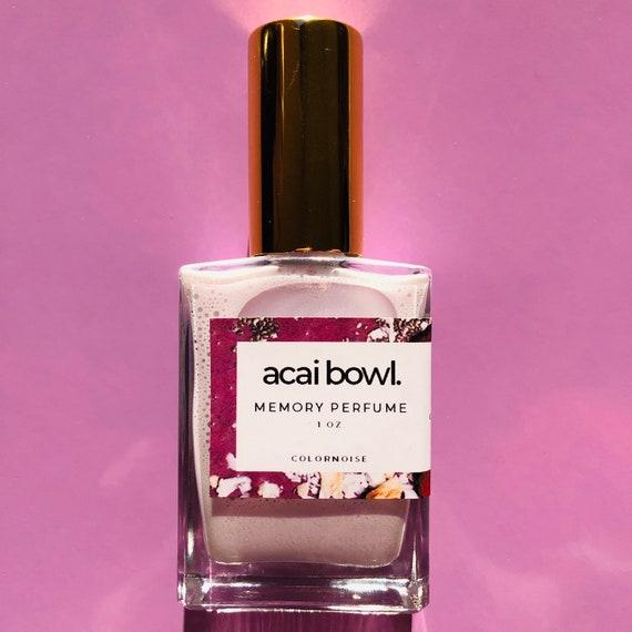 ACAI BOWL. Memory Perfume