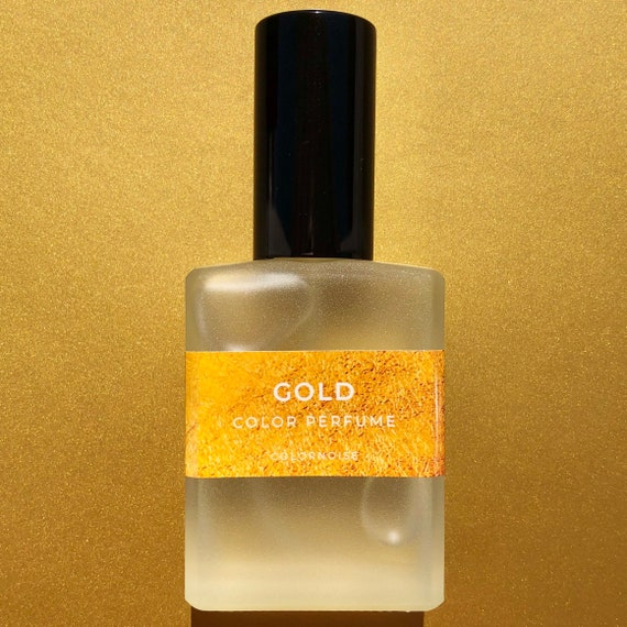 GOLD. Color Perfume