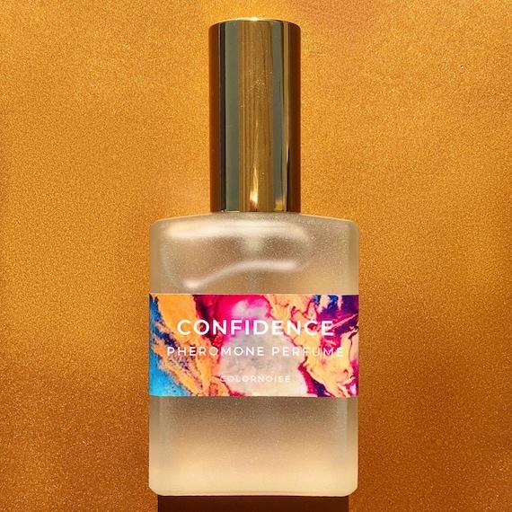 CONFIDENCE. Pheromone Perfume