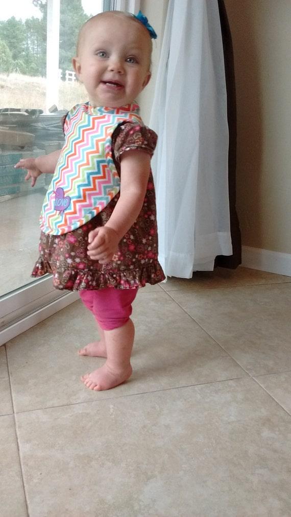 Baby Lätzchen Nähen Muster Digital mit Ärmeln junge oder | Etsy