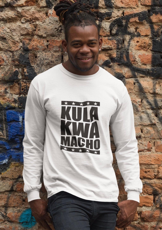 À manches longues pour t-shirt rlw427 Kula kwa macho kenyan pour longues hommes 48b70c