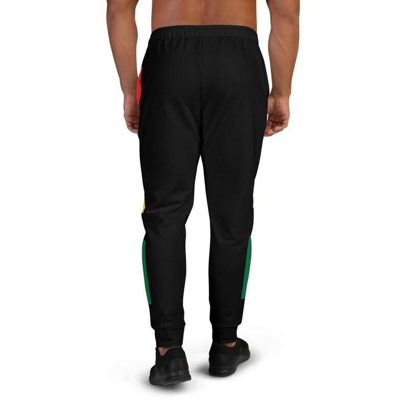 Rasta colours Men/'s Joggers RLW1524