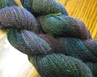 Jacob Corespun yarn \u2022 chunky \u2022 heritage breed sheep \u2022 natural colors \u2022 SE2SE