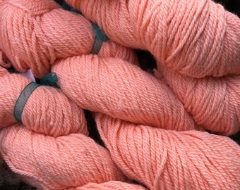 2 ply 56 grams sage mint green 260 yards Hand dyed Cormo wool fingering weight yarn rare breed