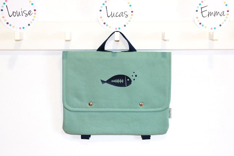 Mixed Fish Nursery Bag / Customizable Bag Bag image 0