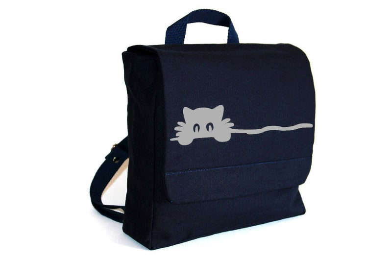 Mixed Child Backpack Chat Marine Blue / image 0