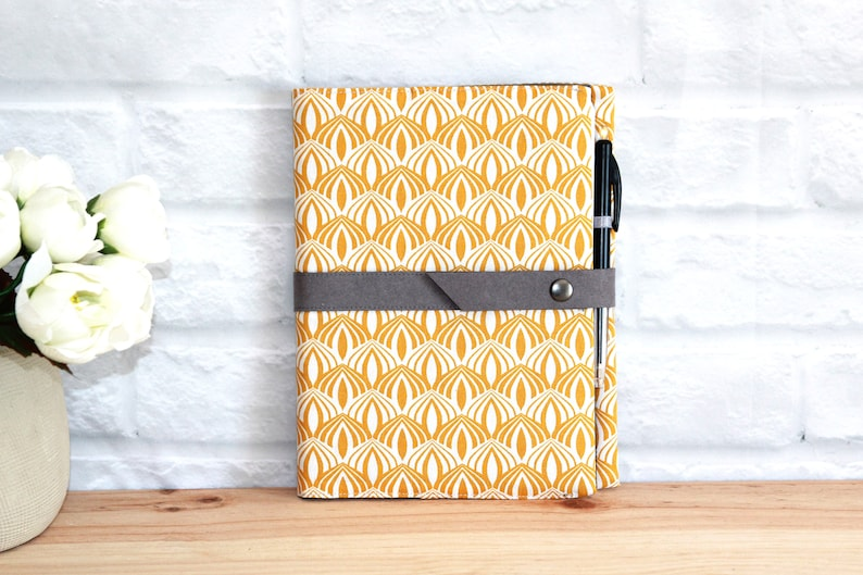 Notebook Block-Notes A5 / Notebook A5 with Cover Pattern image 0