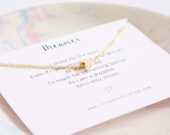 Inspirational Necklace, Tiny mouse necklace, mouse charm necklace, mouse pendant necklace, gold mouse necklace, silver mouse necklace