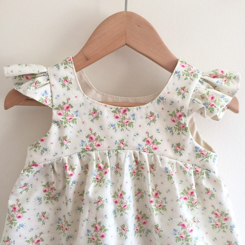 489f9b555 Boho dress for baby girl toddler Easter Bohemian outfit 1st