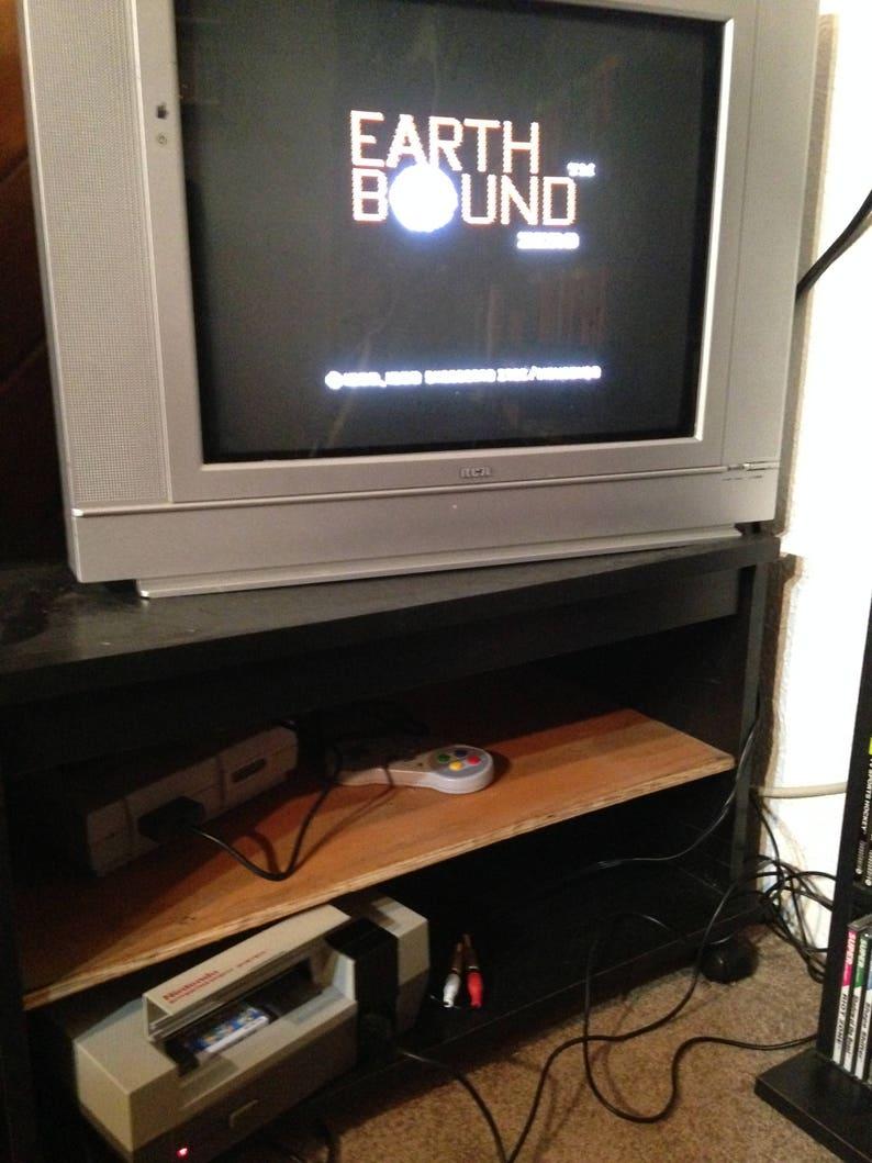 Mother / EarthBound Zero - NES Nintendo Reproduction