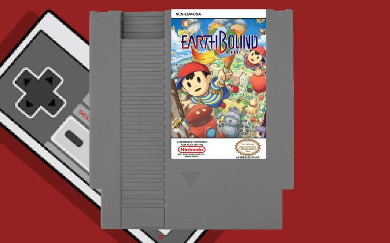 Earthbound Beginnings Nintendo Switch