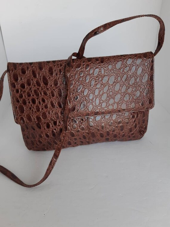 Vintage Sample Leather Bag