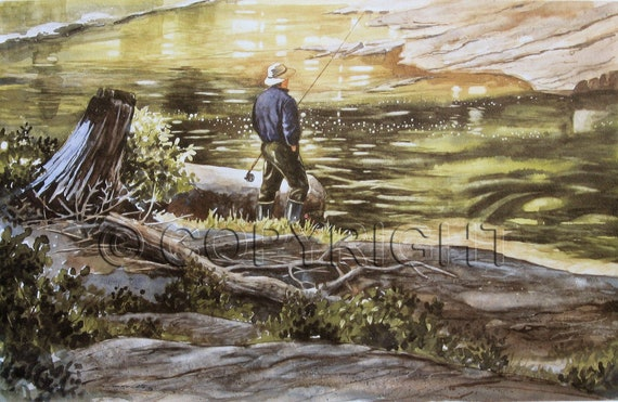 No 42, Greeting Card, watercolor, watercolor