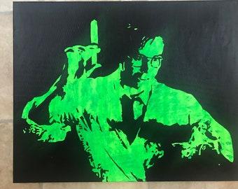 The Reanimator ORIGINAL Painting