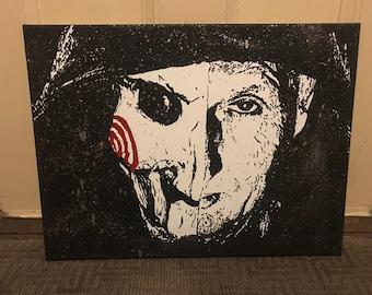 Saw ORIGINAL Painting
