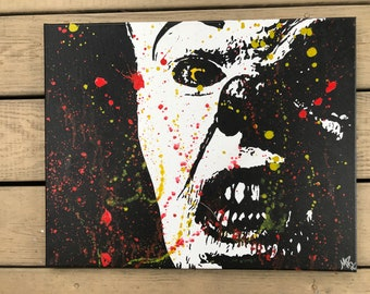 IT (Pennywise) ORIGINAL Painting