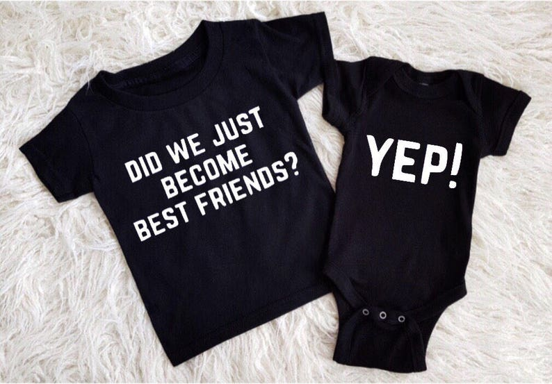 Did We Just Become Best Friends Yup Step Brother Quote Etsy