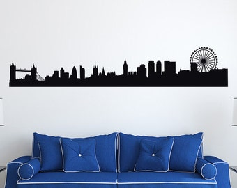 London Skyline - Vinyl Wall Decal
