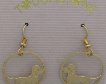 fb01ac668d77 Dandie Dinmont Terrier Earrings by Touchstone Dog Designs   Dandie Dinmont  Jewelry   Dog Breed Jewel    AKC Breed Jewelry