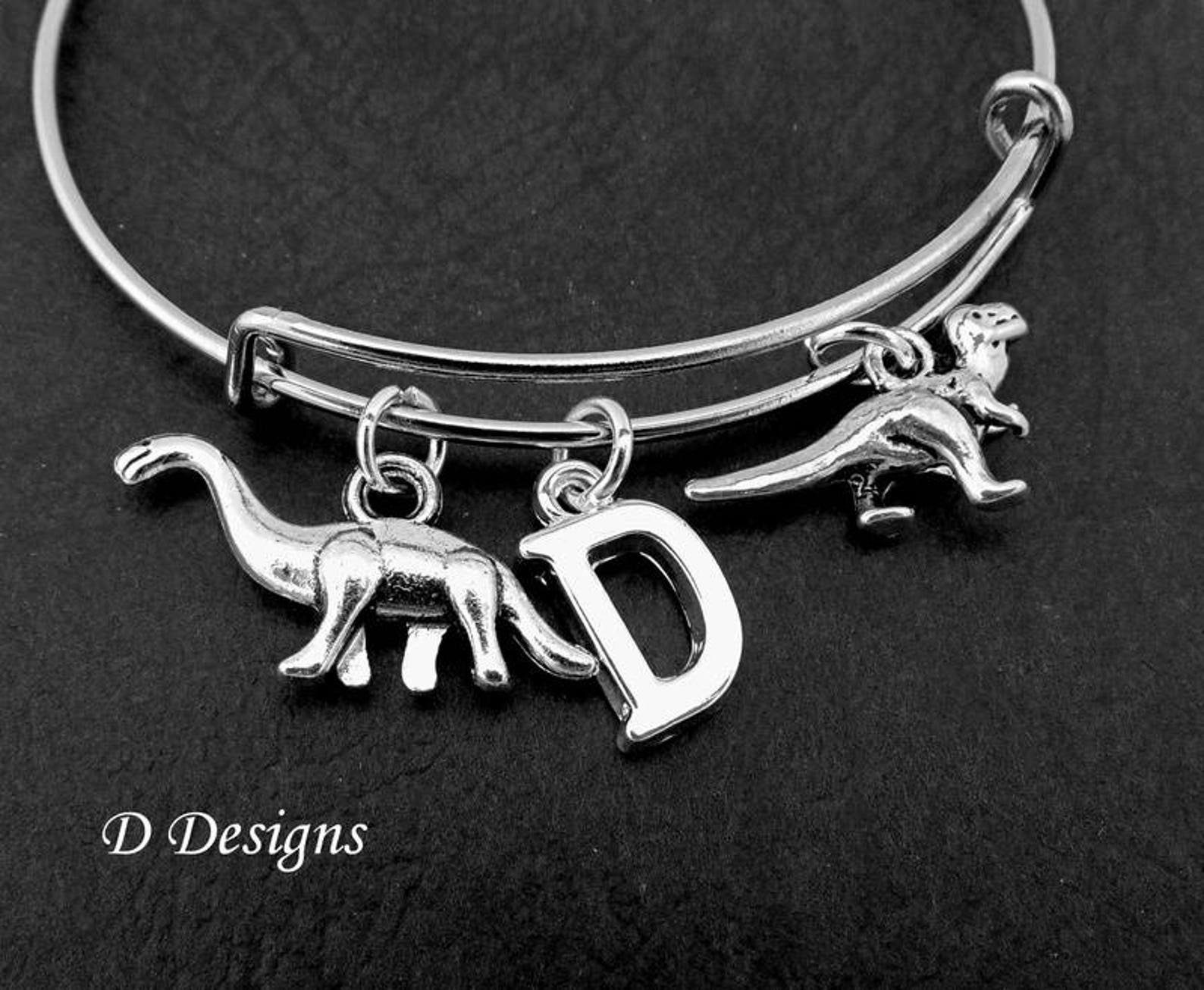 Dinosaur bracelet