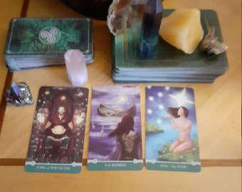 One Question Psychic tarot reading..
