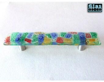 GAUDI MAXIMA II  Long glass drawer  pulls