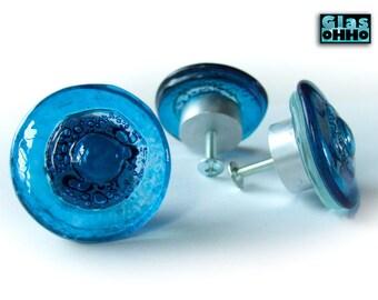 Royal Glass knobs