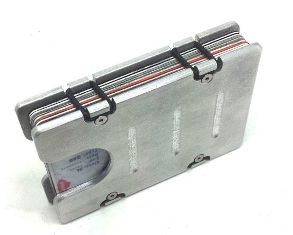 Personalize Custom Design Billetvault Mens Wallet//Credit Card Holder