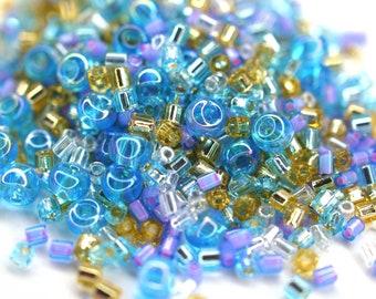 Toho Seed Bead Mix Gypsy Princess 10g