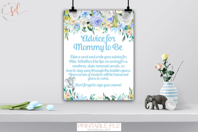 Sign the Onesie Baby Shower Table Sign Baby Shower Guestbook Keepsake Digital or Printed Elephant Theme Decor Decorate Onesie Station