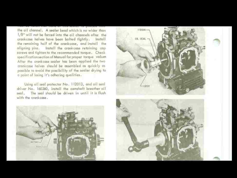 Cushman Scooter Truckster Motorcycle Service Manuals 185