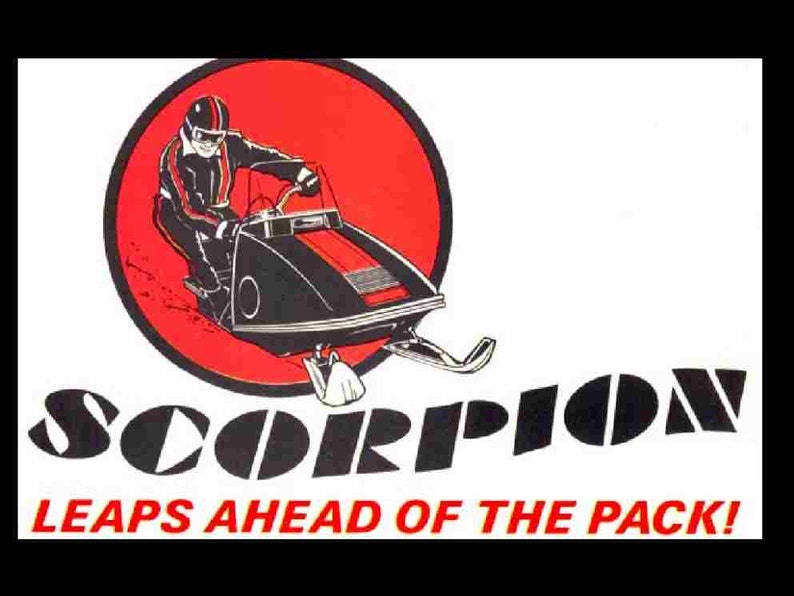 SCORPION 1975-1979 Snowmobile Service Workshop Manual Set - 80pg for Snow  Mobile Repair & Tuning for Sting Lil Whip 1976 1977 1978 340 440