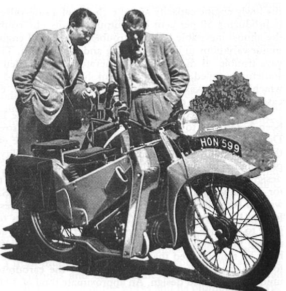 Velocette Vogue Le Workshop Amp Repair Manual 100pg With Vintage Motorcycle Service And Repair