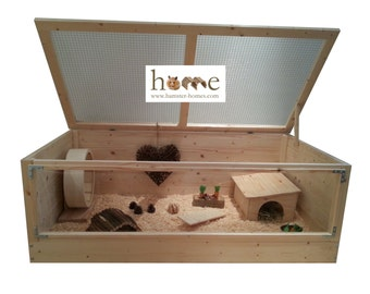 Super Large Pygmy Hedgehog Cage & Small Pet Home 120x60cm