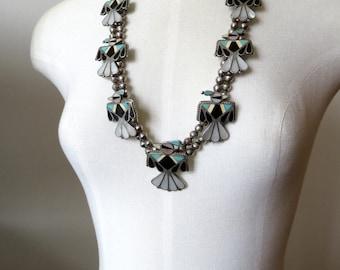 Squash Blossom Necklaces