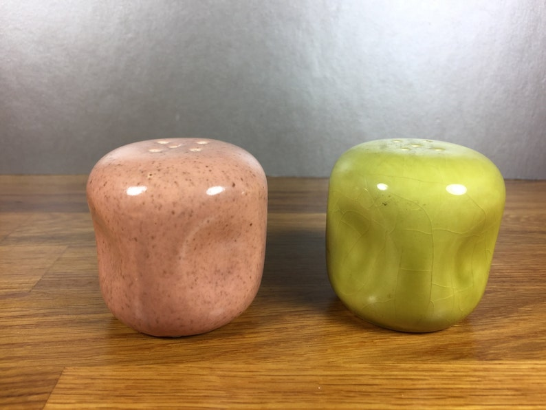 Steubenville Pepper Shakers American Modern