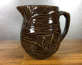 McCoy Water Lily Pitcher