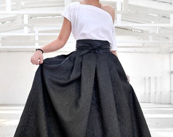 5ebed6dbf26 Plus size maxi skirt