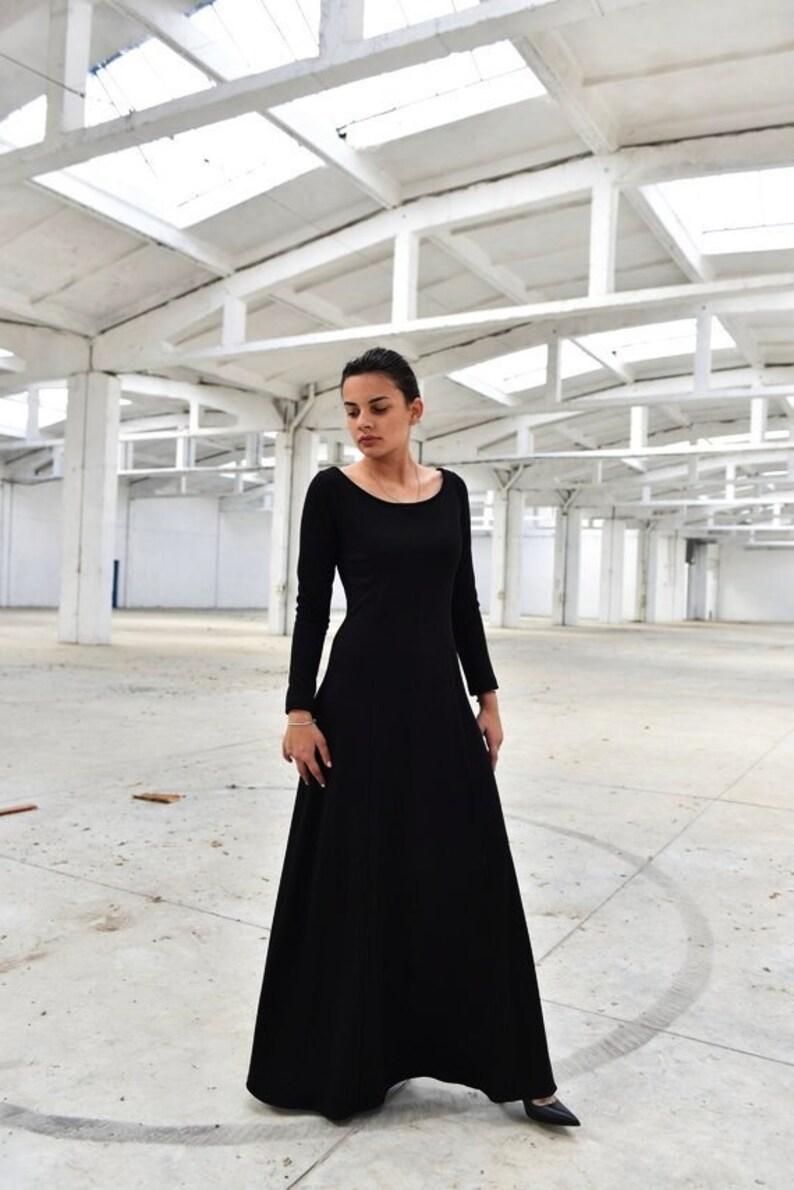 Winter Dress Plus Size Maxi Dress Dress For Women Maxi | Etsy