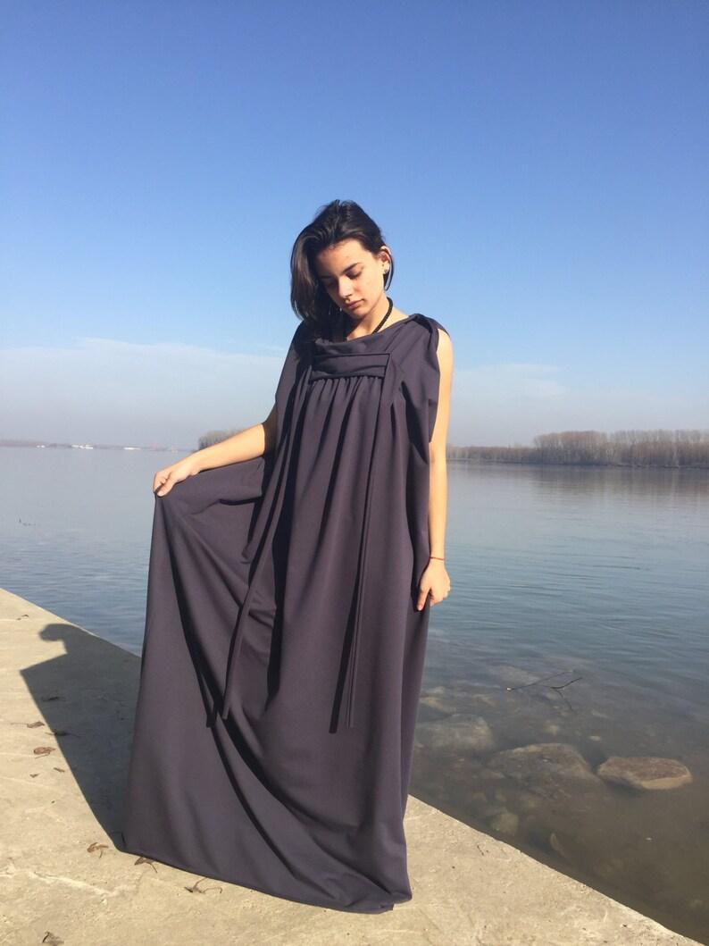 b3a4cacb27b Plus Size Caftan Loose Fit Dress Maxi Dress Kaftan Dress