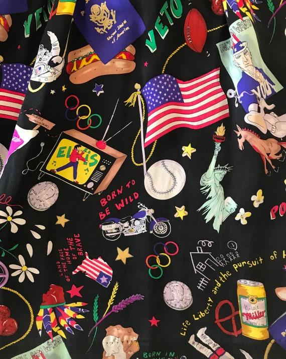 NICOLE MILLER Vintage 1990s Shorts American 4th J… - image 6