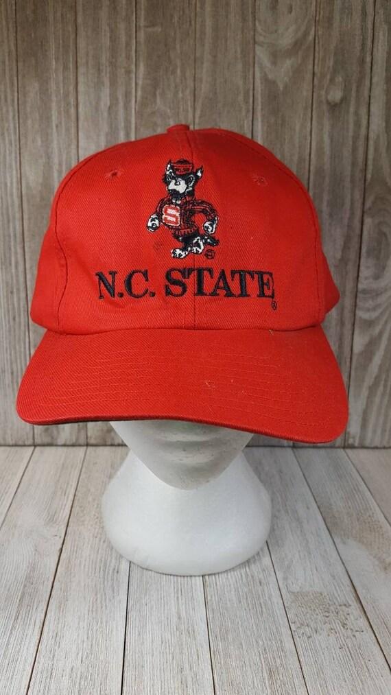 Vintage NC State Hat, Vintage North Carolina State