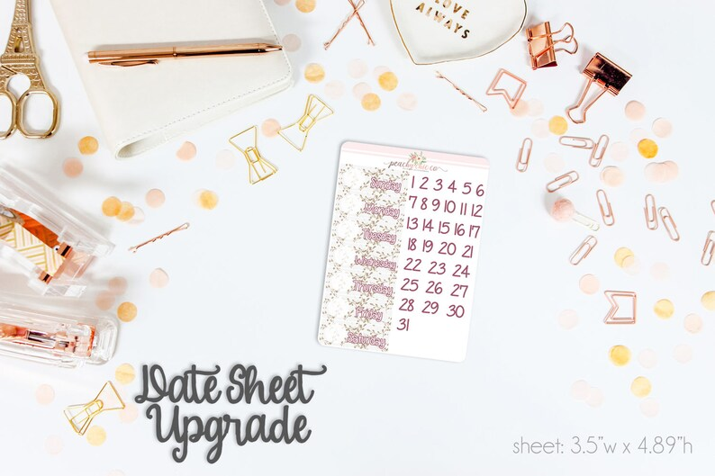 Woodland Grace HORIZONTAL Weekly Kit  130 Matte Planner Stickers  Perfect for your Erin Condren Life Planner  WKH0350