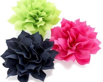Dog Collar Flower // *3 inch*