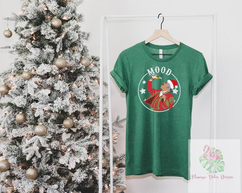 Mood Vicente Fernandez Christmas shirt