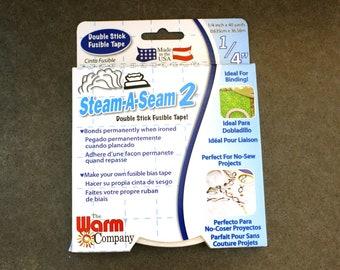 Steam-A-Seam2 Fusible Tape!