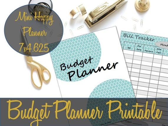 graphic relating to Happy Planner Budget Printable referred to as Finances Printable Inserts Mini Satisfied Planner Measurement, Finance Planner, Price range Planner, Reminiscences Inserts, Investing Tracker -Fast Obtain