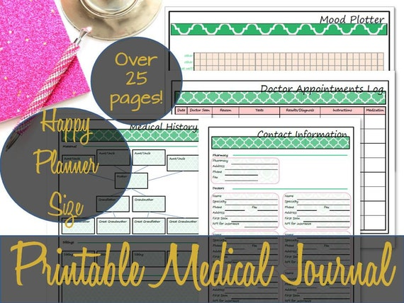 photograph relating to Happy Planner Printable Inserts identified as Professional medical Delighted Planner Inserts, Health-related Magazine, Clinical Planner, Conditioning Magazine, Satisfied Planner Web pages, Pleased Planner Printable Inserts, Mambi