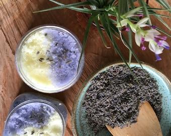 8 oz. Lavender Lemon Twist Sugar Scrub