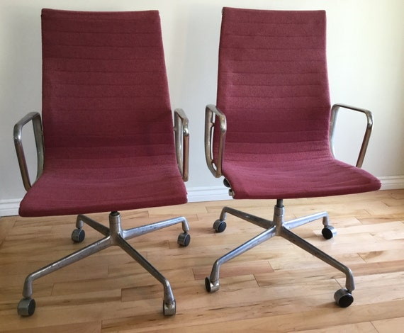 Vintage Eames Style Office Chair